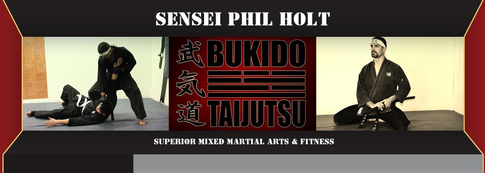 BUKIDO TAIJUTSU - SUPERIOR MIXED MARTIAL ARTS & FITNESS